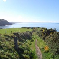 Wales Coastal Path - spectacular views