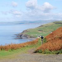 Wales Coastal Path - walk for miles & see nobody