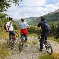 Cycling & mountain-biking trails